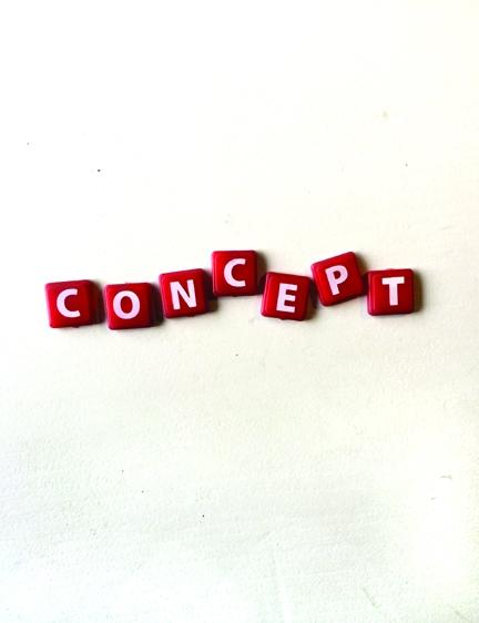 concept – een paar voorbeelden