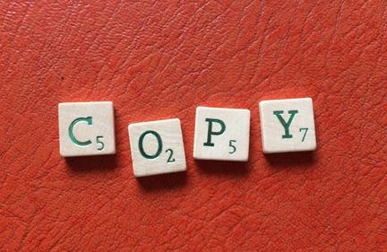 Copy – een paar voorbeelden