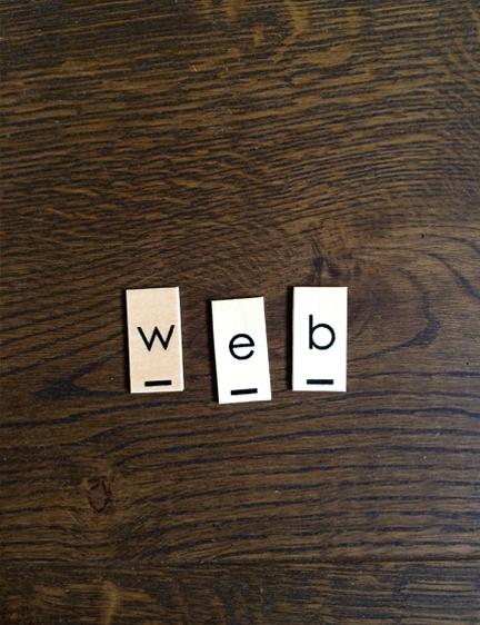 web – een paar voorbeelden