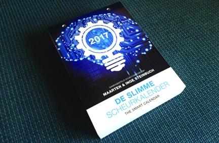 De Slimme Scheurkalender 2017