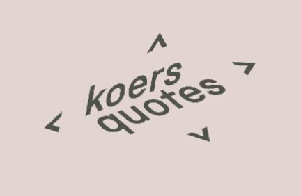 Koersquotes